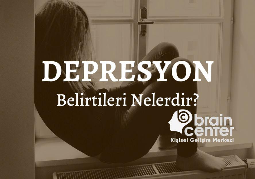 depresyon belirtisi nedir