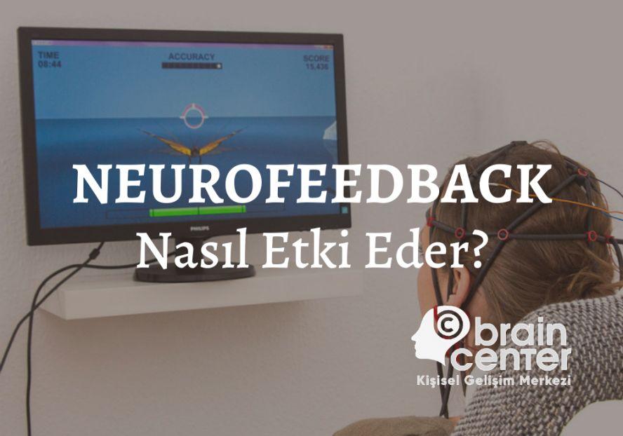 depresyon belirtileri için neurofeedback